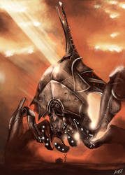 Destroyer by DNA-Daenar