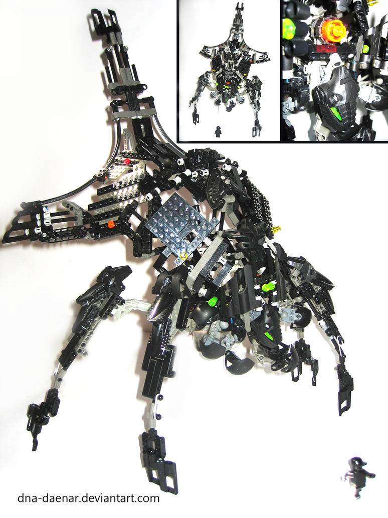 Lego Reaper Destroyer (Photo 1) by DNA-Daenar
