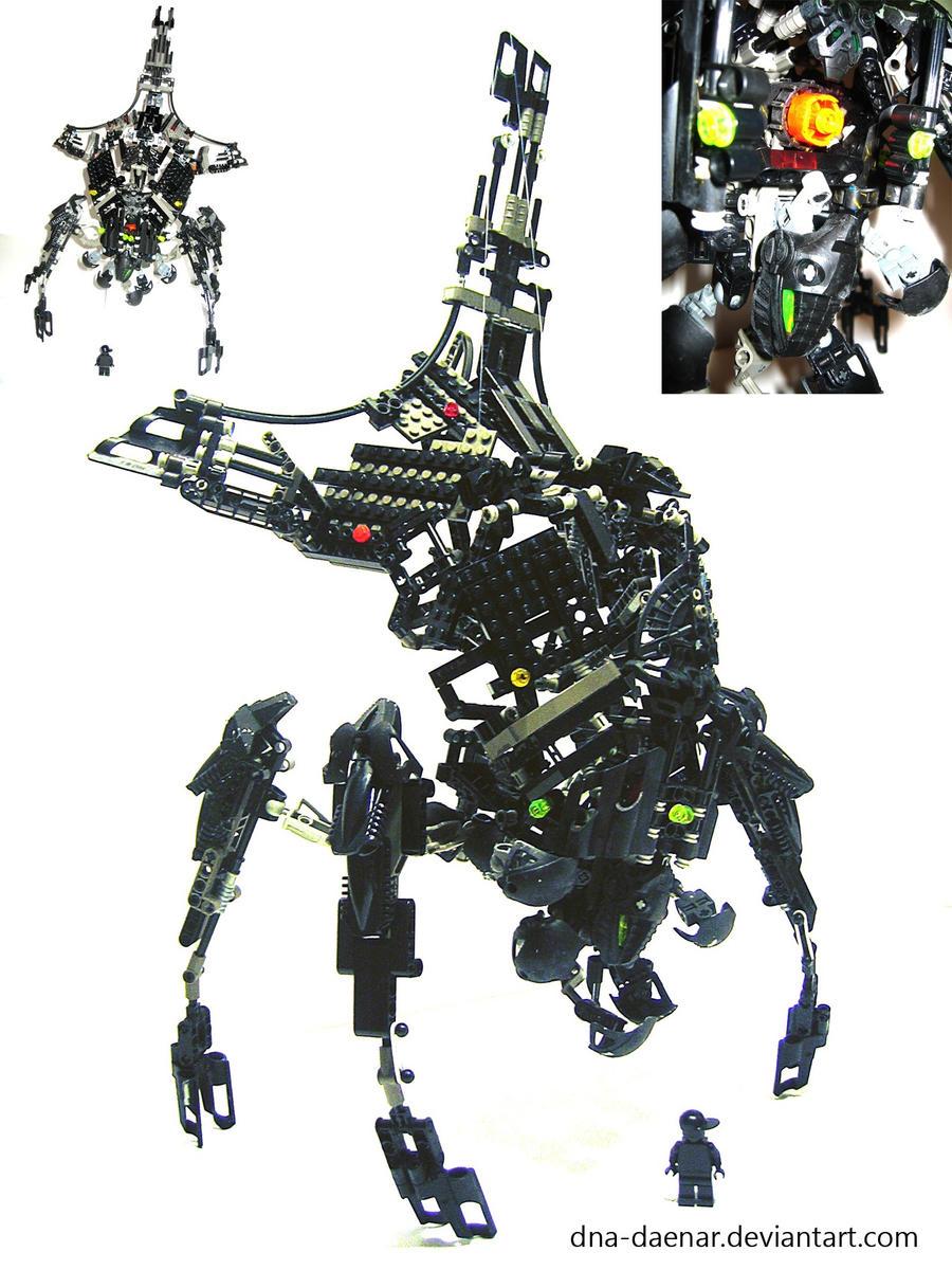 Lego Reaper Destroyer (Photo 2) by DNA-Daenar