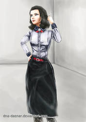 Liz by DNA-Daenar