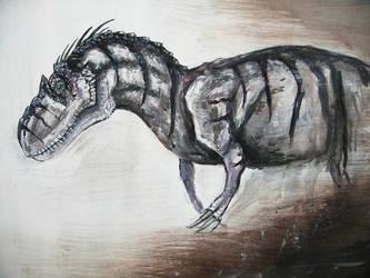 Allosaurus by DNA-Daenar