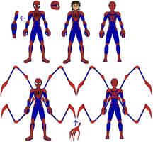 Spider Battlesuit by AJ-Prime