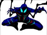 Impossible Spiderman Shadowed