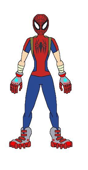 Manga Spiderman by AJ-... Mangaverse Spider Man Wallpaper