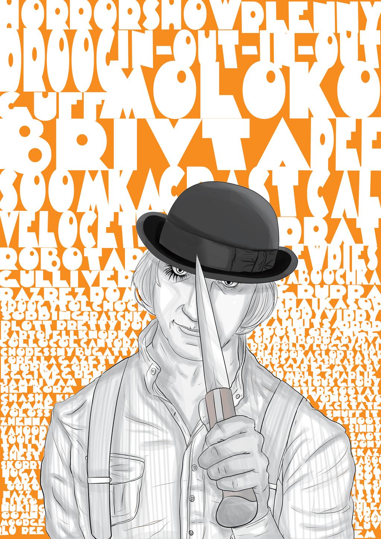 Orange Clockwork Nadsat by O-Pieri on DeviantArt