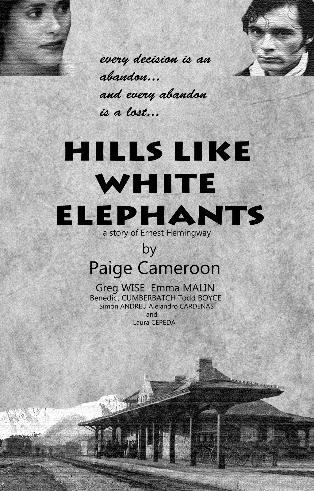 hills like white elephants essays best ideas about hemingway  hills like white elephants by ne on hills like white elephants by 41n29e hills like white