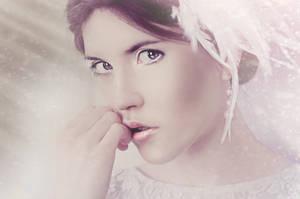 White Swan - By Kechake Stock