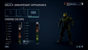 Halo 2 Anniversary Mjolnir MkVI