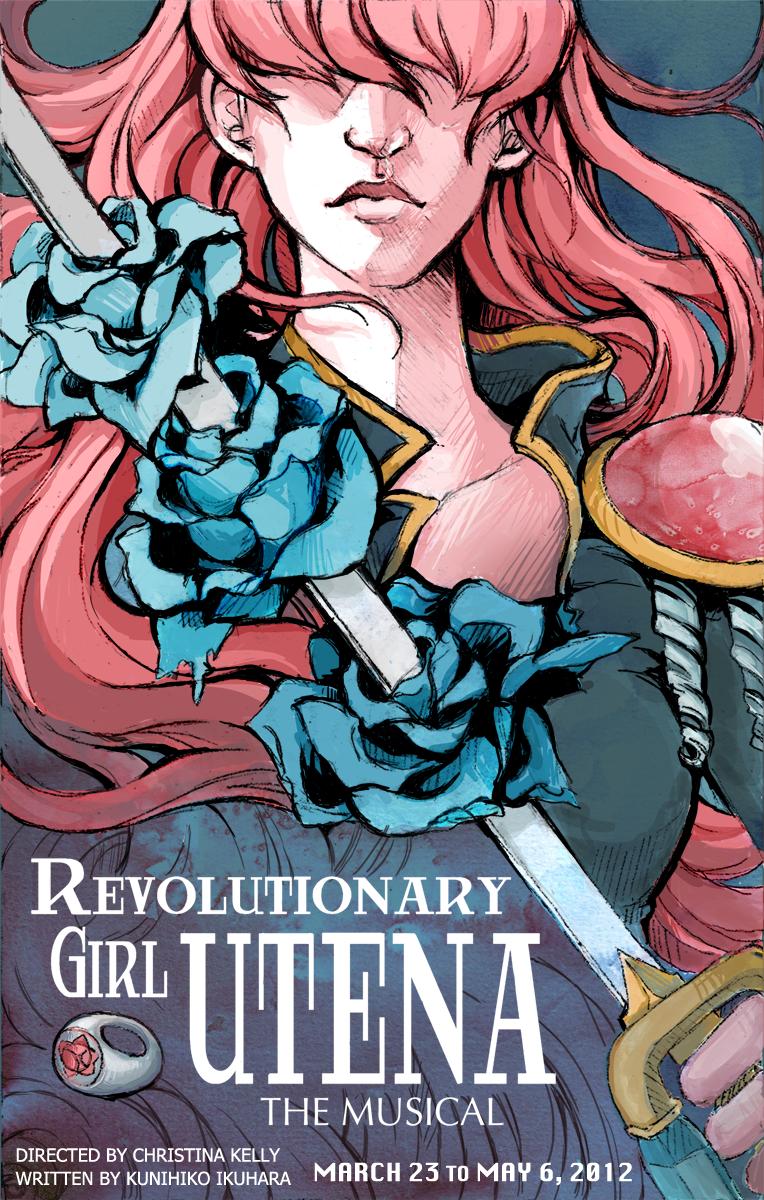 Revolutionary Girl Utena: The Musical Production by puchiko2