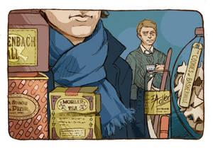 Sherlock's Pantry