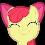 Smile Apple Bloom!