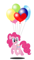 Oh Pinkie Pie! by TechRainbow
