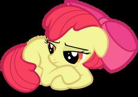 Gloomy Apple Bloom by TechRainbow