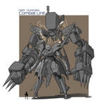NieR : Automata Combat Unit