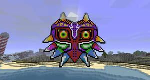 Minecraft Majora's Mask by project-offset