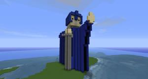 Minecraft LOTR The sentinels of Numenor