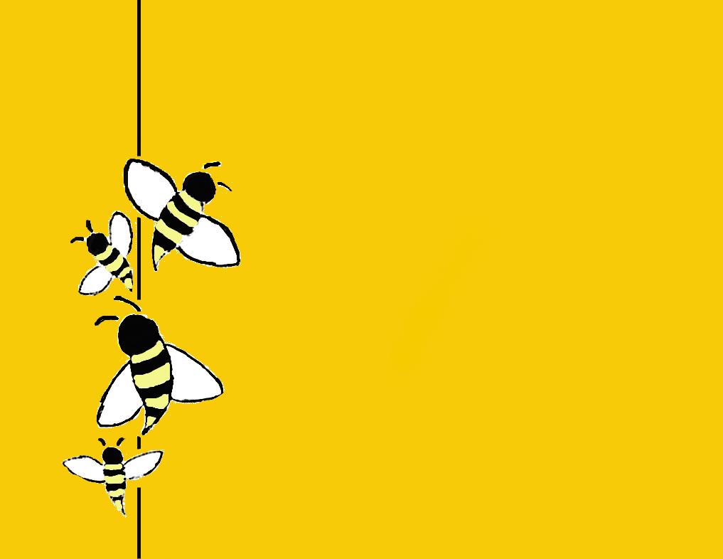 Bee Wallpaper by Bucky10209 on DeviantArt