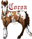 Horse Pixel Tag by elphie-bird