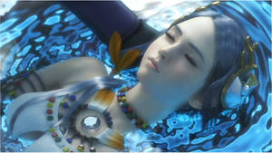 Caius and Yeul Wallpaper - Final Fantasy XIII-2