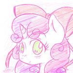 Sweetie's Little Bow