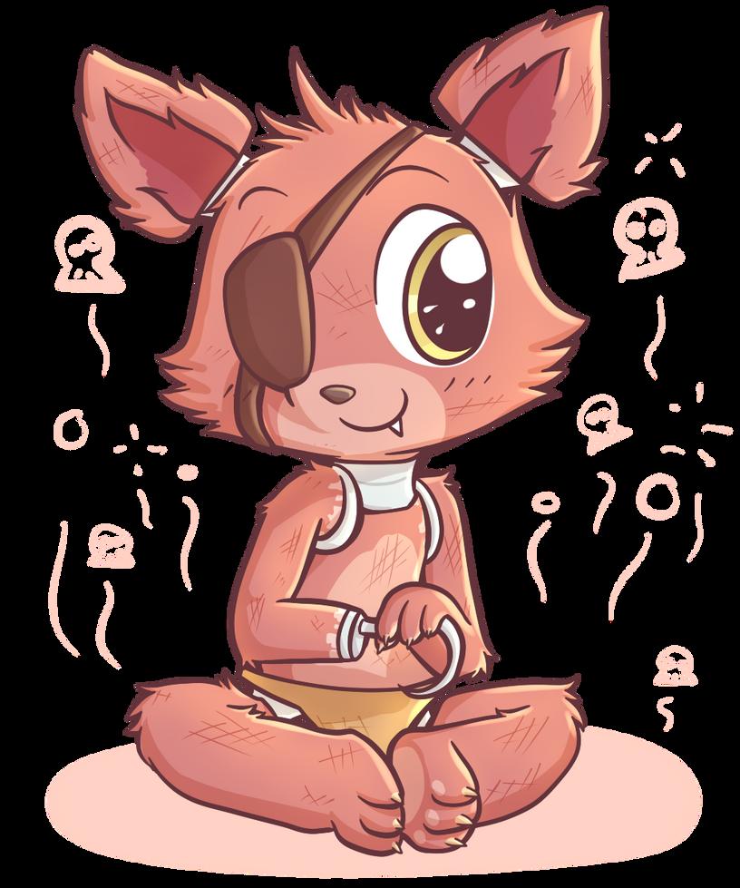 Foxy by Ranoutofideas