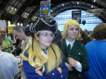 Manchester comic con 2013 3 by akita-devil-of-love