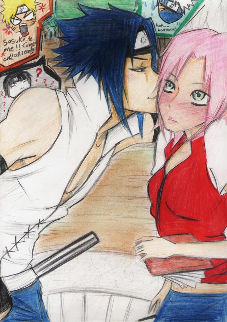 ::Whisper in her ear:: by Stray-Ink92