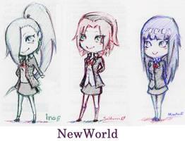 :: New World ::