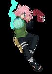 Team 7: Haruno Sakura