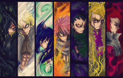 *Dragon Slayers