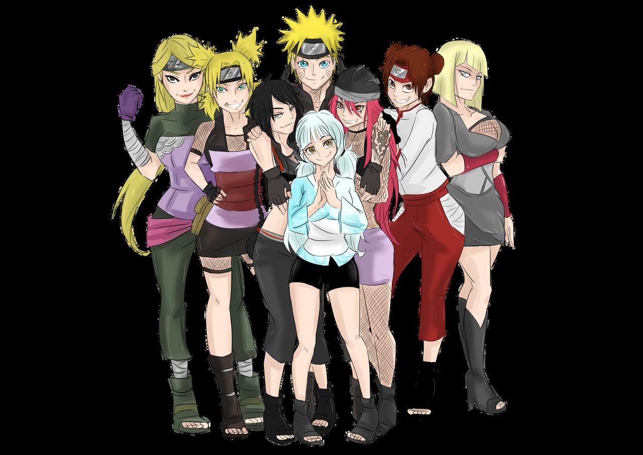 A Naruto Fanfic