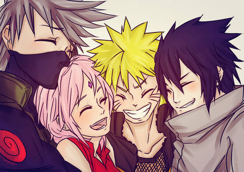 Happy B-Day Naruto ~