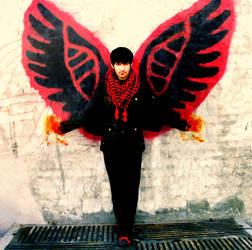 Dark Angel by faizan47