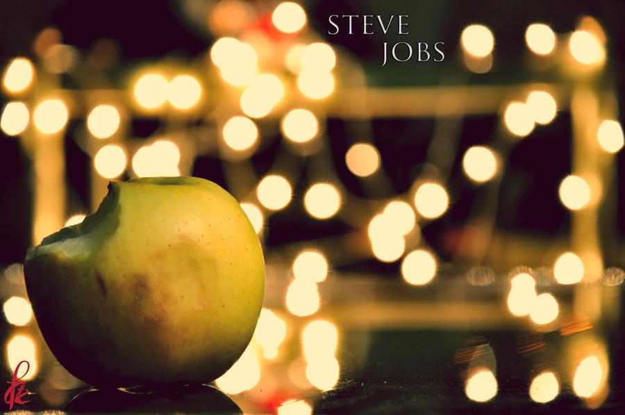 Steve Apple by faizan47