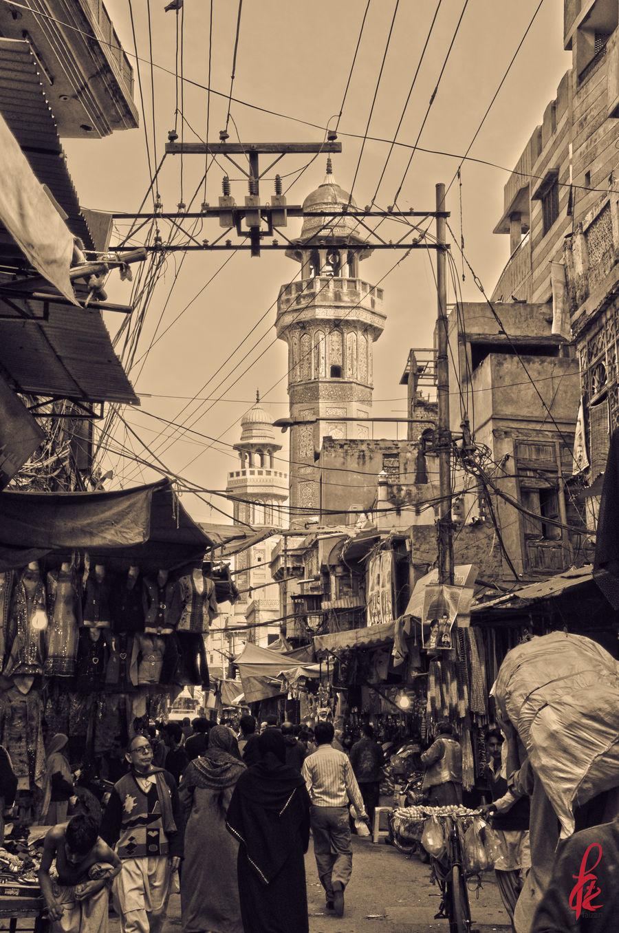 Mosque Wazir Khan