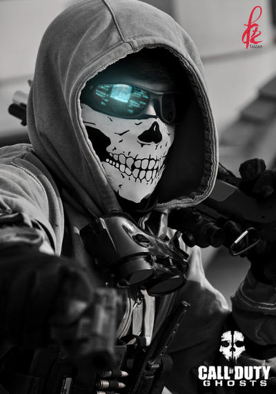 CALL OF DUTY GHOST by faizan47