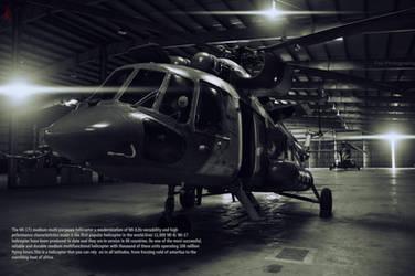 Mi-171 by faizan47