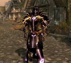 Full body Realmshatter armor