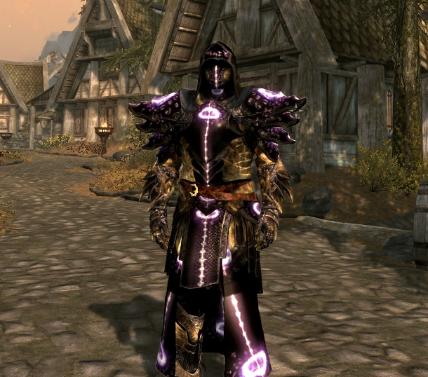 Full body Realmshatter armor 2 by Zoulic