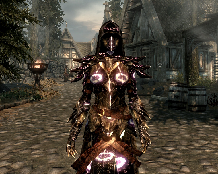 Female Realmshatter armor 2 by Zoulic