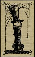 Jack the Ripper by demoiselle