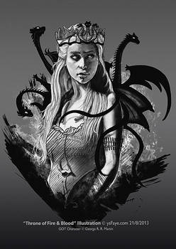 Throne Of Fire and Blood
