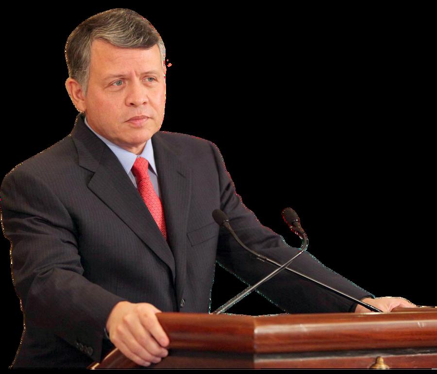 King Abdullah Hussein