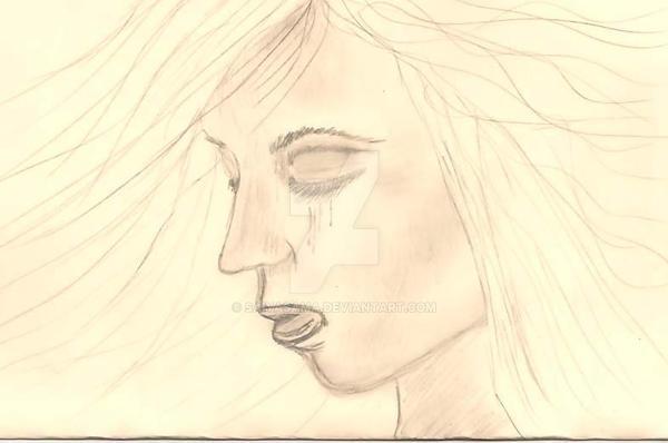 Cry by Saiyasama