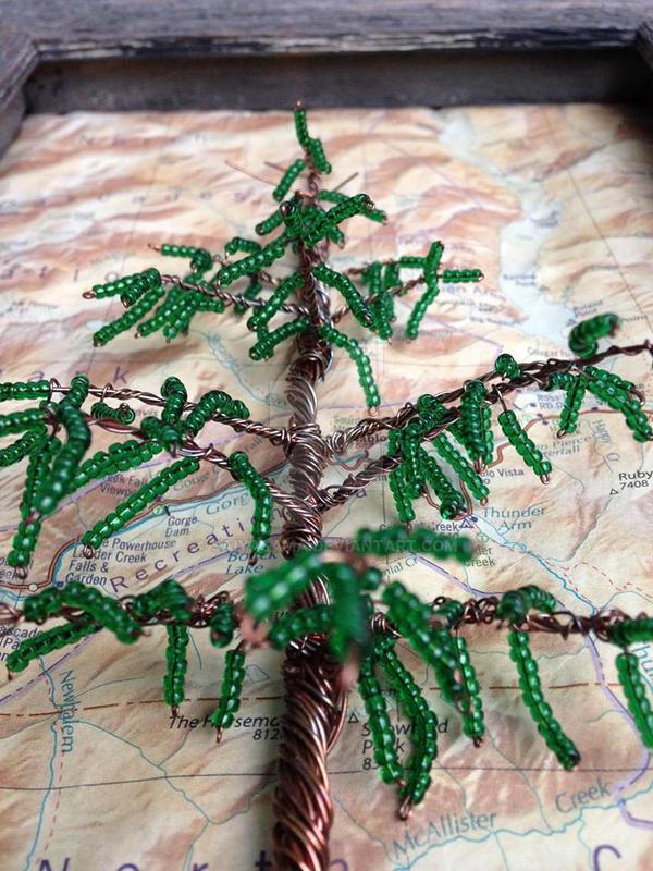 Cascades Pine by Saiyasama