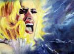 Gaga's Vocal Shock