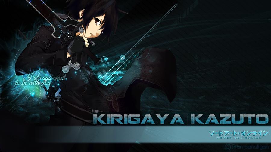Kirigaya Kazuto By Ivanpogi
