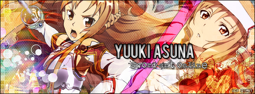 Sword Art Online - Yuuki Asuna [TLC] by ivanpogi