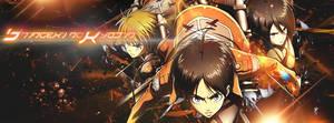Shingeki no Kyojin Timeline Cover