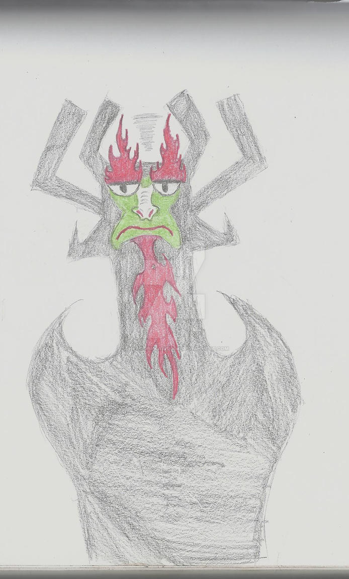 THE GREAT AKU is Bored by TheAngryKaijuGuy